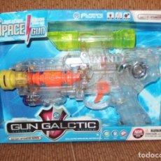 Juguetes antiguos y Juegos de colección: SPACE GUN,GUN GALACTIC,PISTOLA ESPACIAL GALÁCTICA,CAJA ORIGINAL,AÑOS 80. Lote 132129654