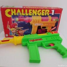 Juguetes antiguos y Juegos de colección: NUEVA!! 1989 PISTOLA CHALLENGER 1 - DE WANDA. Lote 132668869