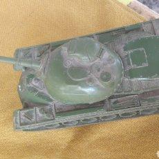 Juguetes antiguos y Juegos de colección: TANKE JUGUETE SHAMBERS ESPAÑA. Lote 132785871