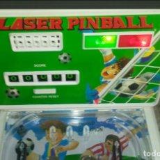 Juguetes antiguos y Juegos de colección: LASER PINBALL. Lote 132815722