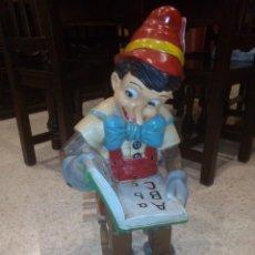 Juguetes antiguos y Juegos de colección: EXCLUSIVO GRAN MUÑECO PINOCHO TIPO DISNEY -66 CMS-. Lote 133083994