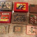 Juguetes antiguos y Juegos de colección: LOTE 9 CAJAS DE MAGIA. Lote 133120550