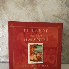 Juguetes antiguos y Juegos de colección: EL TAROT DE LOS AMANTES. Lote 133496073