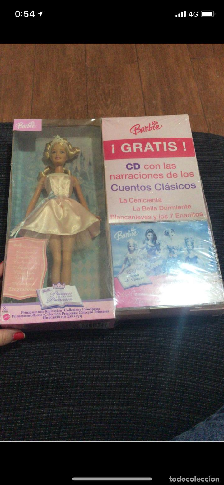 Barbie Hada Con Cd Comprar En Todocoleccion 133594902
