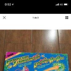 Juguetes antiguos y Juegos de colección: JUEGO MESA TYCO. Lote 133594950