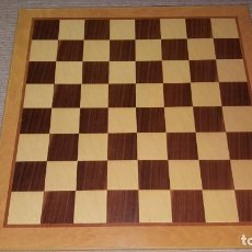 Juguetes antiguos y Juegos de colección - TABLERO DE AJEDREZ - 133662426