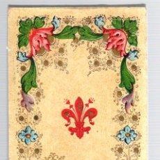 Altes Spielzeug und Spiele - BLOC BRIDGE SCORE. BLOC UTILIZADO PARA APUNTAR RESULTADOS DE JUEGO BRIDGE. ITALIA. CIRCA 1920 - 133817743