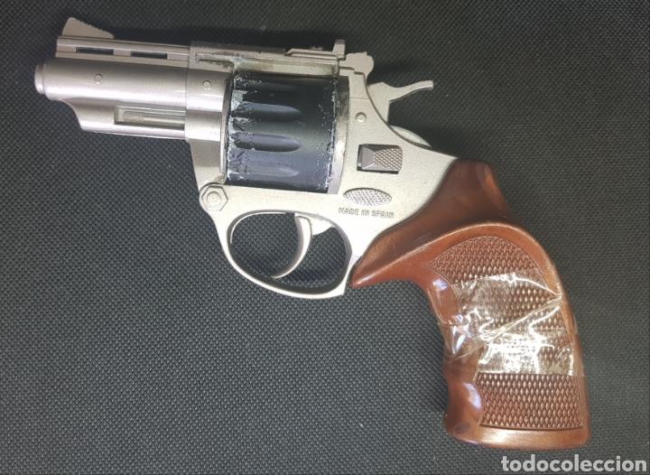 Juguetes antiguos y Juegos de colección: pistola pistones gibie - car55 - Foto 2 - 134099910