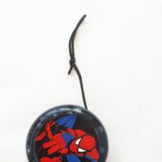 Juguetes antiguos y Juegos de colección: YO-YO SPIDER MAN - MARVEL. Lote 134733918