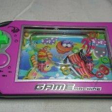 Juguetes antiguos y Juegos de colección: MAQUINA DE AGUA GAME MACHINE. Lote 135036571