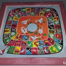 Juguetes antiguos y Juegos de colección: JUEGO DE LA OCA. Lote 135149014