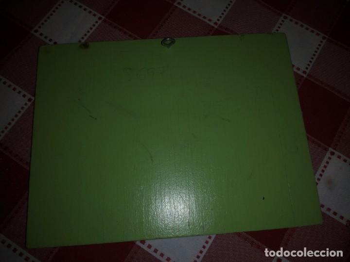 Juguetes antiguos y Juegos de colección: familia telerin ,cuadro hecho con la tapa del puzzle de familia telerin ,años 70/80 - Foto 3 - 135160798