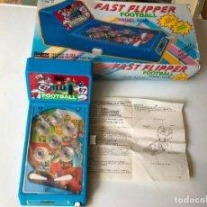 Juguetes antiguos y Juegos de colección: PINBALL PLAYTIME 1988 EN CAJA - COMPLETO Y FUNCIONANDO. Lote 135167114