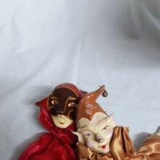 Juguetes antiguos y Juegos de colección: MARIONETAS VENECIANAS DE GUIÑOL. Lote 135814142