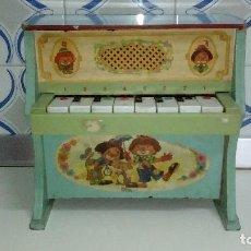 Juguetes antiguos y Juegos de colección: PIANO INFANTIL AÑOS 70S. Lote 136061690