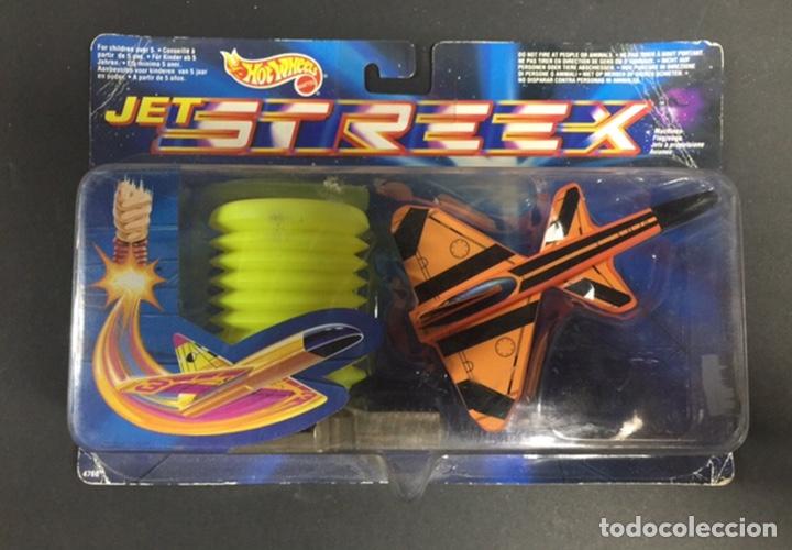 Hot Wheels Jet Streex Comprar En Todocoleccion 137516617