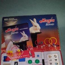 Juguetes antiguos y Juegos de colección: MAGIA BORRAS 60 TRUCOS FANTASTICOS. Lote 137835570