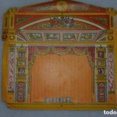 Juguetes antiguos y Juegos de colección: TEATRO JUGUETE, TOY TEATRE REDINGTON NEPTUNE. Lote 138560814