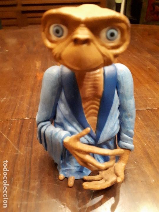 Juguetes antiguos y Juegos de colección: Figura ET Película El Extraterrestre. Cabeza articulada. - Foto 2 - 138800214
