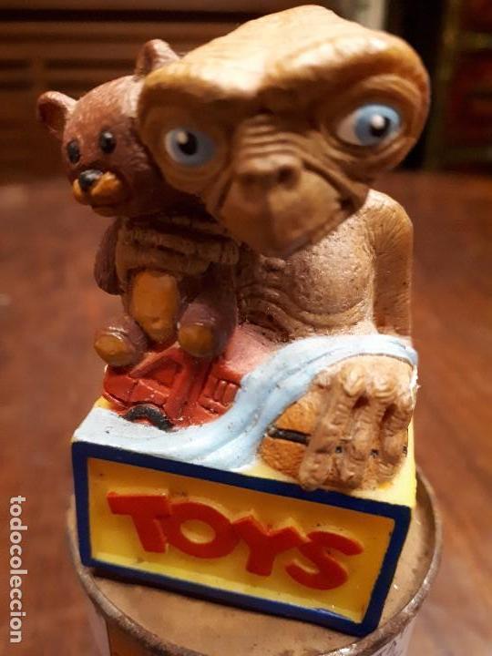 Juguetes antiguos y Juegos de colección: Figura ET Película El Extraterrestre. Toys. Universal Estudios Japan. Original - Foto 2 - 138802302