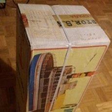 Juguetes antiguos y Juegos de colección: RARO BARCO DE VAPOR CORREPASILLOS COLOMA Y PASTOR AÑOS 70? MISSISSIPPI TRICICLO COCHE. Lote 139663945