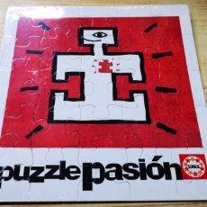 Juguetes antiguos y Juegos de colección: PUZZLE PASION. Lote 139812528