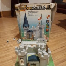 Juguetes antiguos y Juegos de colección: CASTILLO EXIN. Lote 140866157