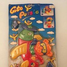 Juguetes antiguos y Juegos de colección: PUZZLE INFANTIL. Lote 140150794