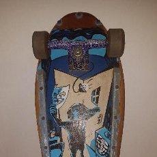 Juguetes antiguos y Juegos de colección: ANTIGUO MONOPATIN PATIN SKATE CHOKE OLD SCHOOL AÑOS 80. Lote 140336486