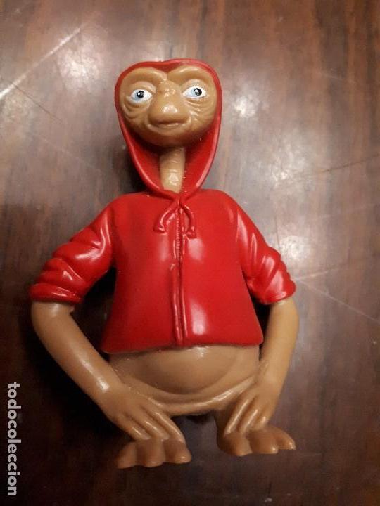 Juguetes antiguos y Juegos de colección: Muñeco Figura ET El Extraterrestre. - Foto 2 - 140548702