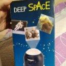 Juguetes antiguos y Juegos de colección: DEEP SPACE LAMPARA LUMINOSA IMAGENES EUREKA . Lote 141190662