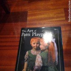 Juguetes antiguos y Juegos de colección: LIBRO DE MUÑECA PATTI PLAYPAL. Lote 142321877