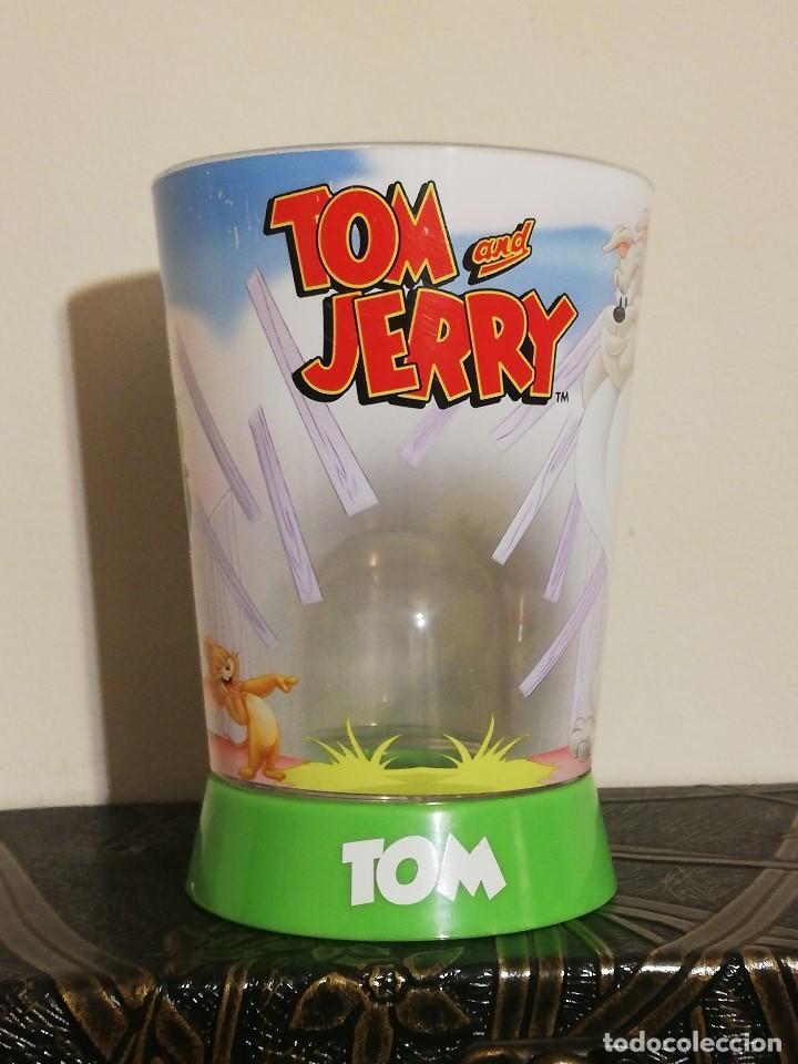 Vaso De Plastico De Tom And Jerry Comprar En Todocoleccion 142725242