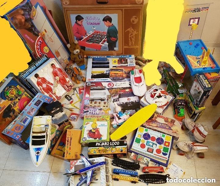 Juguetes antiguos y Juegos de colección: TIENDA ON LINE JUGUETES ANTIGUOS DECORACION VINTAGE COMIC TEBEO CUENTO CROMOS JUEGOS CURIOSIDADES - Foto 36 - 112867351