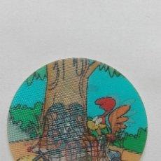 Juguetes antiguos y Juegos de colección: MAGIC TAZO MATUTANO 108. Lote 143153022