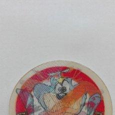 Juguetes antiguos y Juegos de colección: MAGIC TAZO MATUTANO 109. Lote 143153162