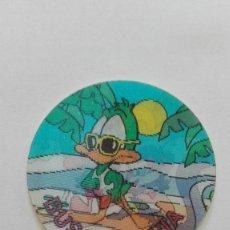 Juguetes antiguos y Juegos de colección: MAGIC TAZO MATUTANO 115. Lote 143153378