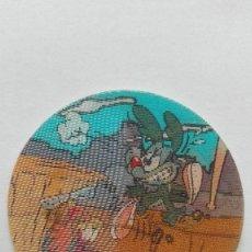 Juguetes antiguos y Juegos de colección: MAGIC TAZO MATUTANO 130. Lote 143153434