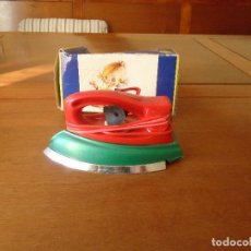 Juguetes antiguos y Juegos de colección: ANTIGUA PLANCHA DE JUGUETE MARCA JOAL. AÑOS 60-70 IBI, ALICANTE. MADE IN SPAIN.. Lote 143347654