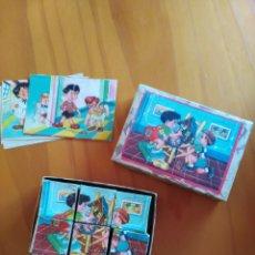 Juguetes antiguos y Juegos de colección: ROMPECABEZAS AÑOS 40 DE JUGUETE. Lote 143714050