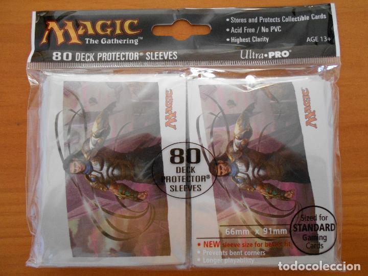 5cf9073c2a8 80 FUNDAS MAGIC - GIDEON - ULTRA PRO - DECK PROTECTOR SLEEVES - NUEVO, ...