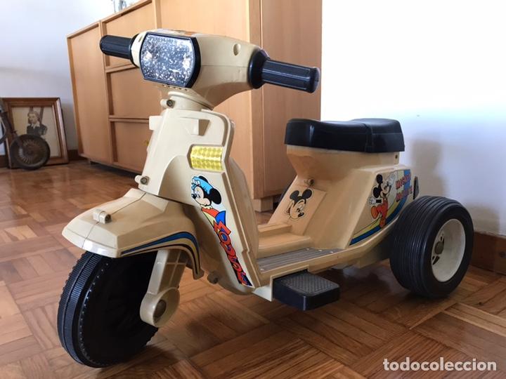MOTO SCOOTER DE INJUSA WALT DISNEY MICKEY MOUSE MINIE (Juguetes - Varios)