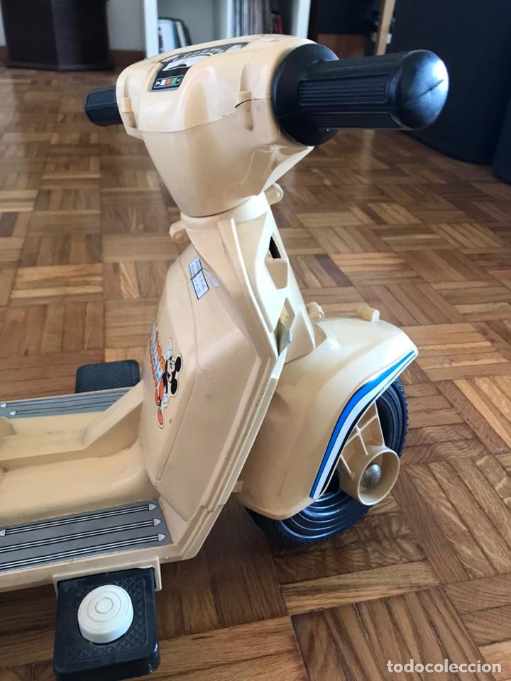 Juguetes antiguos y Juegos de colección: Moto Scooter de injusa walt disney Mickey mouse Minie - Foto 8 - 144614054
