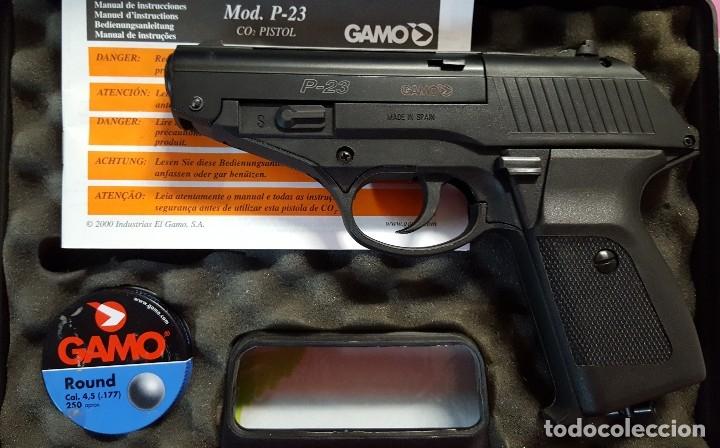 Venta Gamo P ComprimidoVendido Aire 23 En Directa Pistola SpGzMVqU