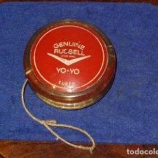 Juguetes antiguos y Juegos de colección: YOYO RUSSELL GENUINO.. Lote 146790674