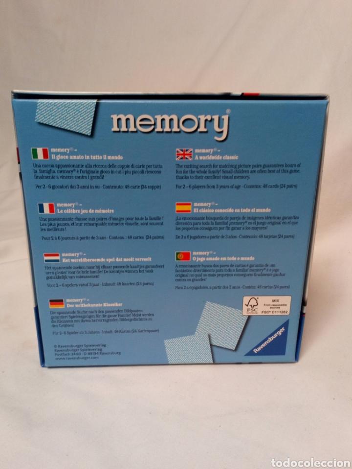 Juguetes antiguos y Juegos de colección: Juego Memory Avengers Marvel - Foto 3 - 146813046