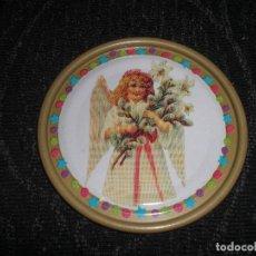 Juguetes antiguos y Juegos de colección: COLECCION TAZO TAZOS CAPS METAL RAPPERS MAGIC BOX INTERNATIONAL SERIE AMOR CUPIDO NUM 127 ANGEL. Lote 147657686