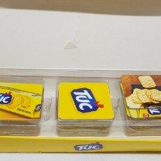 Juguetes antiguos y Juegos de colección: JUEGO DE MEMORIA TUC - CAR24. Lote 147773538
