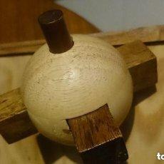 Juguetes antiguos y Juegos de colección: ROMPECABEZAS DE MADERA. Lote 149712578