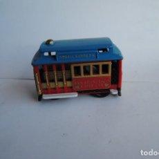 Juguetes antiguos y Juegos de colección: TRANVIA SAN FRANCISCO. Lote 150681542